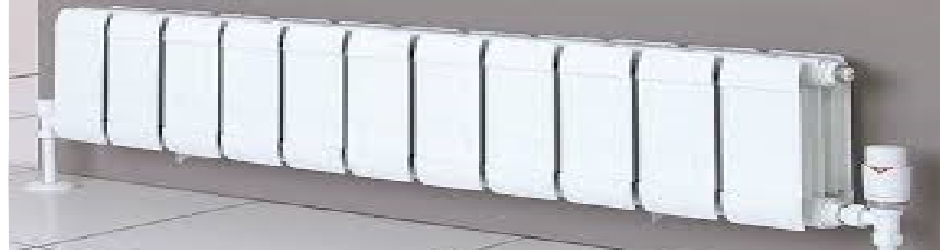 Aluminium radiátorok